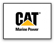 cat marine power logo